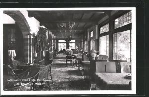 AK Venlo, Interieur Hotel Café Restaurant