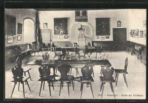 AK Valangin, Salle du Chateau