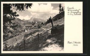 AK Kohn, Ansicht vom Gasthof