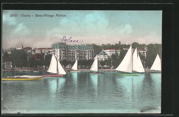 AK Ouchy, Beau-Rivage Palace