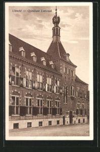 AK Utrecht, Openbare Leezaal