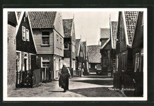 AK Marken, Häuser der Kerkstraat