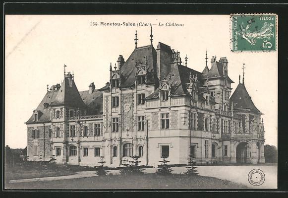 Ak m netou salon le ch teau le salon nr 6234947 for Chateau de menetou salon