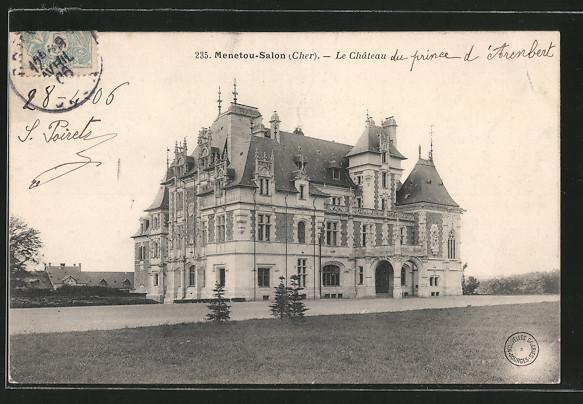 Ak m netou salon le ch teau le salon nr 6234947 for Menetou salon chateau