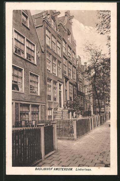 AK Amsterdam, Linkerlaan de Bagijnhof