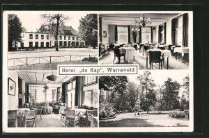 AK Warnsveld, Hotel