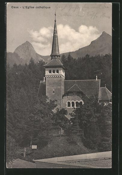 AK Caux, l'Eglise catholique