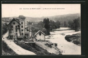 AK Lavault-Sainte-Anne, le Moulin