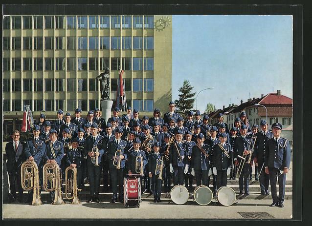AK Wettingen, Musiker der Knabenmusik