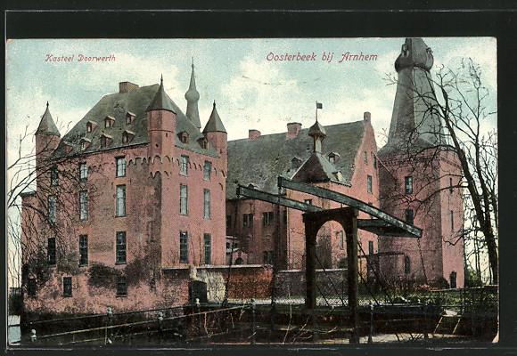 AK Oosterbeek, Kasteel Doorwerth