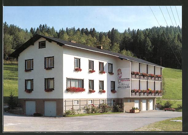 AK St. Corona a. Wechsel, Pension Haus Gottfried