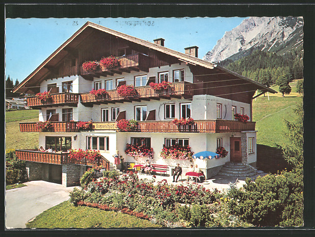 AK Ramsau a. D., Pension Alpenhof