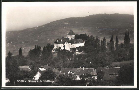 AK Blonay, le Château