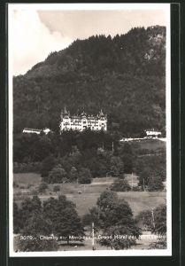 AK Chamby sur Montreux, Grand Hôtel des Narcisses