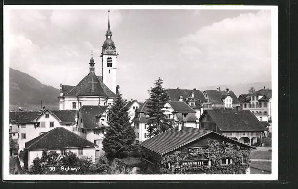 AK Schwyz, Ortsansicht