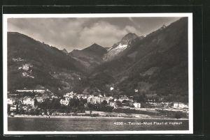 AK Territet, Mont Fleuri et Veytaux