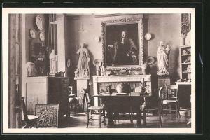 AK Villiers-St-Benoit, Le Musee regional du Foyer Villerois