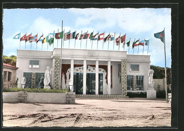AK Bandol, Palais de l'Exposition Universelle des Vins et Spiritueux