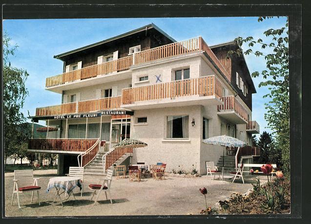 AK Villard-de-Lans, Hotel