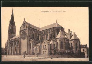 AK Bergerac, L'Eglise Notre-Dame