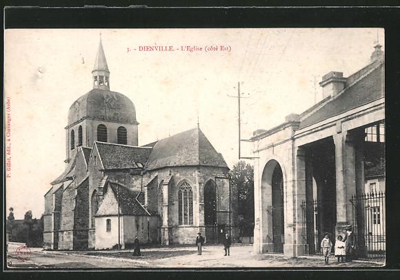 AK Dienville, L'Eglise