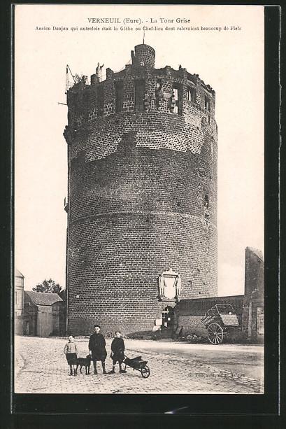 AK Verneuil, La Tour Grise