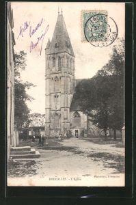 AK Brezolles, L'Eglise