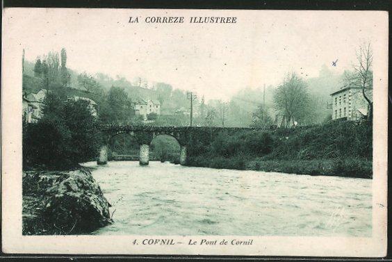 AK Cornil, Le Pont de Cornil