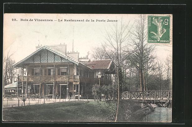 restaurant porte de vincennes 28 images a deux pas du bois de vincennes un restaurant  # Restaurant Bois De Vincennes