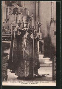 AK Monseigneur Roland-Gosselin, Évêque de Mosynople, Coadjuteur de Versailles