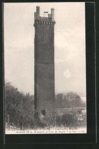 AK Cinq-Mars-la-Pile, vue de la Pile, construction romaine