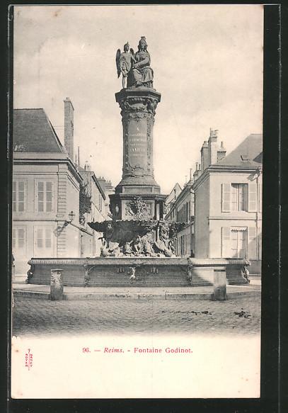 AK Reims, Fontaine Godinot