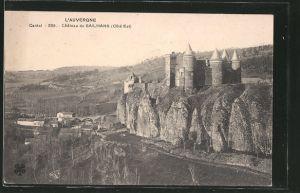 AK Sailhans, Chateau du Sailhans, Cote Est