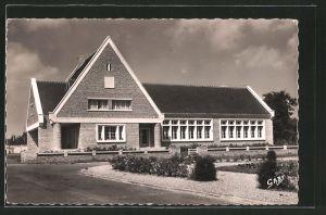 AK Ver-sur-Mer, l'école