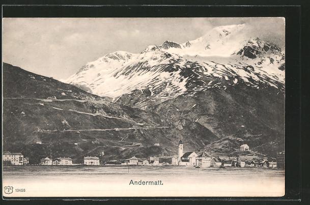 AK Andermatt, Panorama