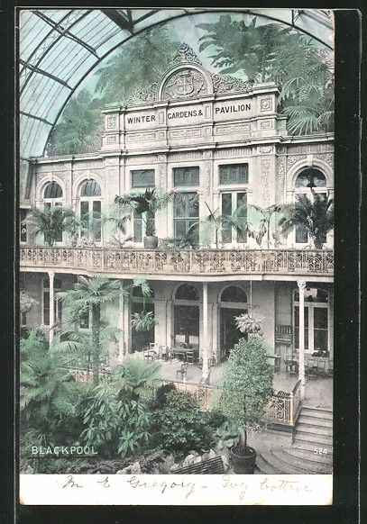AK Blackpool, Winter Gardens & Pavilion