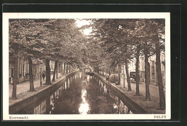 AK Delft, Koornmarkt