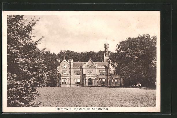 AK Barneveld, kasteel de Schaffelaar
