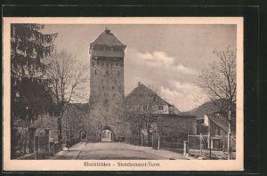 AK Rheinfelden, Storchennest-Turm