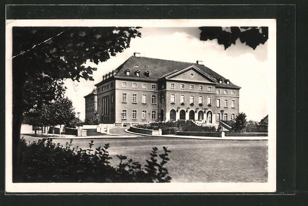 AK Leuna, Klubhaus der Werktätigen der VEB Leuna-Werke