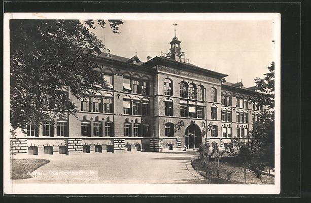 AK Aarau, Kantonsschule