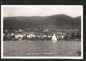 AK Gorgier, Panorama, Chez-le-Bart