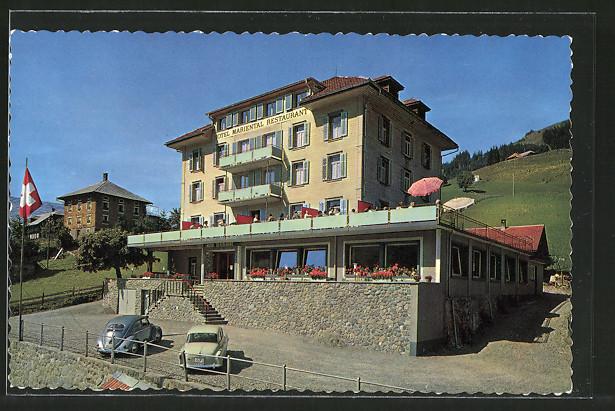 AK Sörenberg, Blick zum Hotel Mariental 0