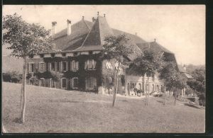 AK Gorgier, Ferme du Château