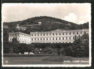 AK Karlsbad, Parkhotel
