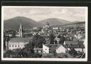 AK Berndorf, Ortsansicht