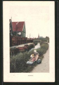 AK Marken, Kinder am Fluss