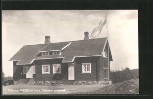 AK Petsamo, Pitkäjäven maja