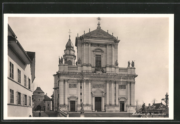 AK Solothurn, St. Ursuskirche