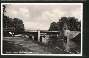 AK Zwolle, Nieuwe Spoolderbergbrug